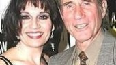 The 2006 Drama Desk winners for Outstanding Featured Actress and Actor in a Musical, Beth Leavel of Drowsy Chaperone and Jim Dale of Threepenny.