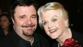 Photo Op - Deuce Opening - Nathan Lane - Angela Lansbury