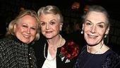 Photo Op - Deuce Opening - Barbara Cook - Angela Lansbury -  Marian Seldes