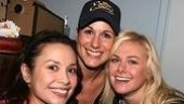 Three lovely and vibrant leading ladies of Broadway: Lea Salonga, Stephanie J. Block and Laura Bell Bundy.