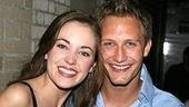 Photo Op - First Preview of Grease - Laura Osnes - Nathan Johnson