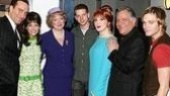 Photo Op - Stark Sands @ Die Mommie Die - Chris Hoch - Ashley Morris - Kristine Nielsen - Stark Sands - Charles Busch - Bob Ari - Van Hansis