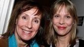 The Steppenwolf sisterhood: Laurie Metcalf (soon to be seen on Broadway in Mamet's November) with August star Amy Morton.