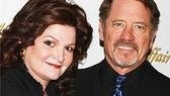 Faith Prince and Catered Affair husband Tom Wopat