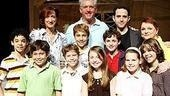 Billy Elliot cast meet and greet - David Alvarez - Haydn Gwynne - Gregory Jbara - Santino Fontana - Carole Shelley - Erin Whyland - Maria Connelly -  Trent Kowalik - Kiril Kulish -  David Bologna - Fr