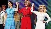 9 to 5 LA Opening - Stephanie J. Block - Allison Janney - Megan Hilty (c.c.)