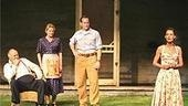 John Lithgow, Dianne Wiest, Patrick Wilson & Katie Holmes in All My Sons