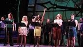 Stars Stephanie J. Block, Kate Reinders, Ashanti, Jennifer Laura Thompson and Shoshana Bean team up as the benefit's uber-talented coven.