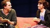 Thomas Sadoski & Annie Parisse in Becky Shaw