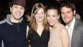 Reasons to be Pretty Tony Nom Party – Thomas Sadoski – Marin Ireland – Piper Perabo – Steven Pasquale