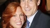 It's a happy day for Broadway couple Carolee Carmello and Gregg Edelman: She's getting her very own caricature at Sardi's.