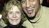 Patty Duke in Oklahoma! Opening - Patty Duke - Aasif Mandvi