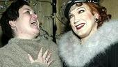 Shanghai Moon Opening - Rosie O'Donnell - Charles Busch (laughing)