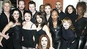 Broadway Festival 2003 - Chicago cast backstage