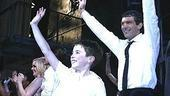 Nine Opening - Curtain Call - Jane Krakowski - William Ullrich - Antonio Banderas