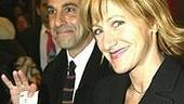 Nine Opening - Stanley Tucci - Edie Falco