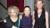 Bark for three lovely Broadway ladies:Carol Kane, Tovah Feldshuh and Kate Jennings Grant!