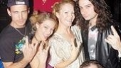 Judd Apatow and Leslie Mann at Rock of Ages - James Carpinello - Adam Dannheisser - Savannah Wise - Constantine Maroulis - Mitch Jarvis