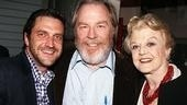Angela Lansbury and Raul Esparza at Superior Donuts  Angela Lansbury  Michael McKean  Raul Esparza
