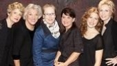 Meryl Streep at Love, Loss and What I Wore – Mary Louise Wilson – Tyne Daly – Meryl Streep – Mary Birdsong – Lisa Joyce – Jane Lynch