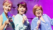 Mamma Mia - Show Photos - Judy McLane - Beth Leavel - Allison Briner (brushes)