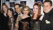 Lend Me a Tenor Opening Night – Jan Maxwell – Mary Catherine Garrison – Tony Shalhoub – Brooke Adams – Jennifer Laura Thompson