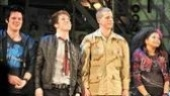 American Idiot Opening  Michael Esper  John Gallagher Jr.  Stark Sands  Rebecca Naomi Jones