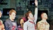 American Idiot Opening  Theo Stockman  Rebecca Naomi Jones  John Gallagher Jr.  Stark Sands