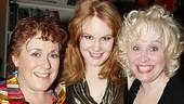 The leading ladies of Paradise: Judy Kaye, Kate Baldwin and Nancy Opel.