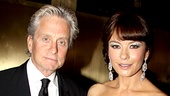 2010 Tony Awards Red Carpet  Michael Douglas  Catherine Zeta-Jones