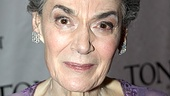 2010 Tony Awards Red Carpet  Marian Seldes