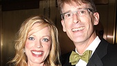 2010 Tony Awards Red Carpet  Sherie Rene Scott  Dick Scanlan