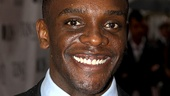 2010 Tony Awards Red Carpet  Chris Chalk