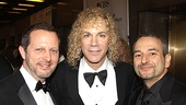 2010 Tony Awards Red Carpet  Rob Ashford  David Byran  Joe DiPietro