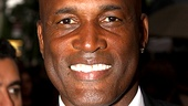 2010 Tony Awards Red Carpet  Kenny Leon