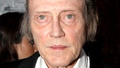 2010 Tony Awards Red Carpet  Christopher Walken