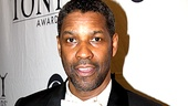 2010 Tony Winners Circle  Denzel Washington