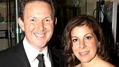 2010 Tony Winners Circle – John Logan – Arielle Tepper Madover