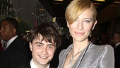 2010 Tony Awards Red Carpet  Daniel Radcliffe  Cate Blanchett
