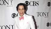 2010 Tony Awards Red Carpet  Robin De Jesus 