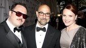 2010 Tony Awards Red Carpet  Jay Klaitz  Stanley Tucci - Jennifer Laura Thompson 