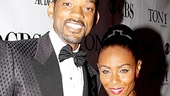2010 Tony Awards Red Carpet  Will Smith  Jada Pinkett-Smith