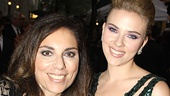 2010 Tony Awards Red Carpet  Melanie  Scarlett Johansson
