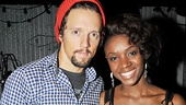 Jason Mraz at Fela – Saycon Sengbloh – Jason Mraz