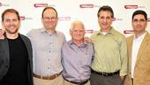 Secrets of the Trade Meet and Greet – Matt Shakman – Andrew Leynse – Ted Snowdon – Elliot Fox – Jonathan Tolins