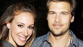 Love Loss July cast - Haylie Duff  Nick Zano