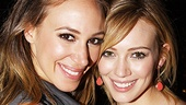 Love Loss July Cast  Haylie Duff  Hilary Duff