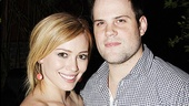Love Loss July Cast  Hilary Duff  Mike Comrie 