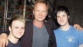 Idiot Sting  Gerard Canonico  - Sting  - Michael Esper
