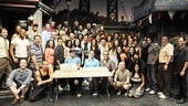 In the Heights 1000 Performances  Group Shot